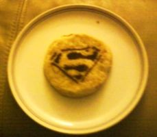 Re: Superman Cookie by Sweet-Mint