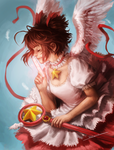 Card Captor Sakura by rawdi