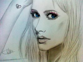Avril Lavigne 2 by My-Sin-Is-You