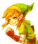 Link Is Back by onisuu