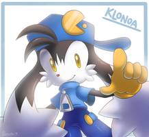 The Awesome Klonoa by Domestic-hedgehog