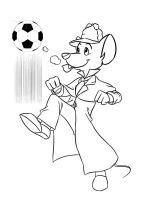Basil of Baker Street-Do you want to play soccer ? by doraemonbasil