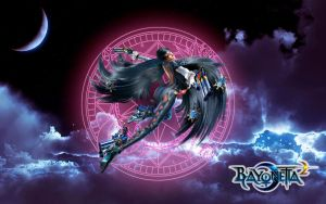 Bayonetta 2 Wallpaper by darkmudkip6