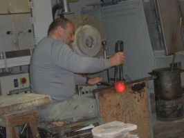 Glass Blowing by SquishyPandaPower