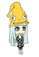 Chibi Eruka by applezaira