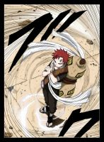 Gaara - finished- by efilArt