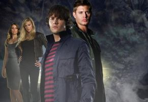 Supernatural..again by Aleve