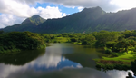 Hawaii paysage by boodlemoo