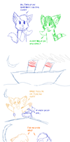 Boats by nikkithedog3