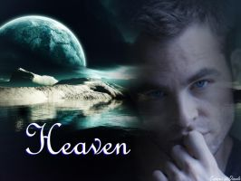 Heaven - Chris Pine by CABARETdelDIAVOLO