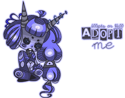 Alien Adopt 001# [CLOSED] by GrimmBunny