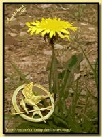 The Mockingjay and the Dandelion by Munchkinmay
