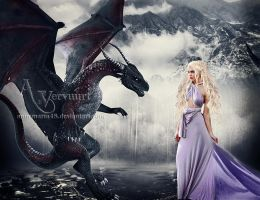 story of dragon Lie by annemaria48