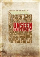 Unseen University Book by funkydpression