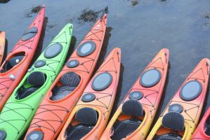 Water Toys, Kayaks by Miss-Tbones
