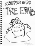 Artpad 78 Ending Page by Threshie