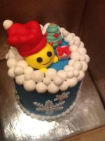 Chef in Real celebrating holidays! by Arichy