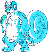 GUMMY SHARK CINNA AUCTION. by cinnabutt