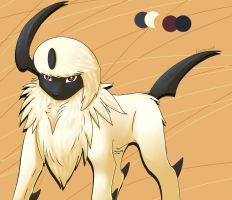Absol by FireMoon9