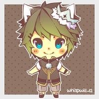 Tiny Philip by whispwill