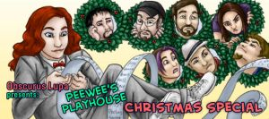 OL: PeeWee's Playhouse Christmas Special by kitsune2022