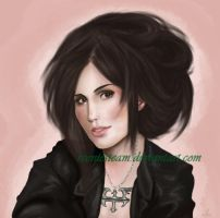 Sharon Den Adel by ReenieSteam