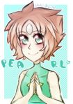 [Doodle] Pearl - Steven Universe by Nadi-Chan