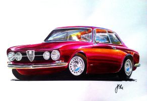Alfa Romeo 1750 GTV by Don4x