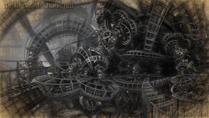 The Great Mechanicism by eccoarts