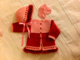 Coat for Sahra's Baby Doll by ToveAnita