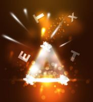 Bokeh abstract by Player-Designer