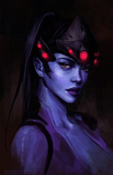Widowmaker by GraceZhu