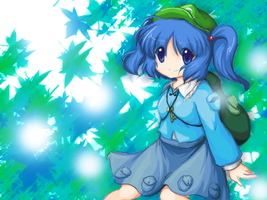 .Nitori. by mewarrow