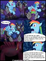 COM : The Mane Course - Shadowbolts page 9 by whiteguardian