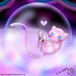 Mew by NyandrewB