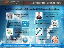 Online Telecom Solutions And BPO Services By GATT by technocare