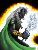 Drizzt by Skull2