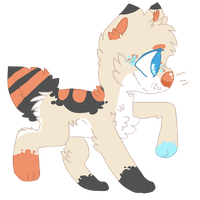 some cool cat adopt thing? (closed) by BarleyandJazzy