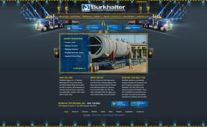 Burkhalter website redesign by Stephen-Coelho