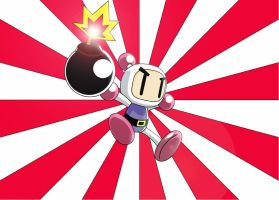 Vectorized Bomberman by WildLight