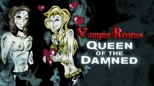 Queen of the Damned Title Card by JeremyHovan81