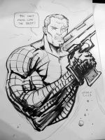Cable Con Sketch by FlowComa