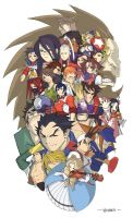 RIVAL SCHOOLS POSTER by AMERICAN5000