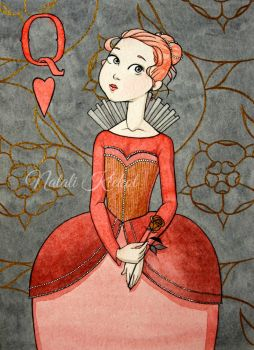 Queen of Hearts by NataliKlekot
