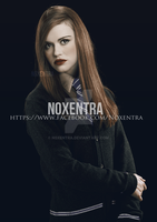 Holland Roden // Ravenclaw by N0xentra