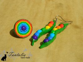 Set Rainbow by Tantalia