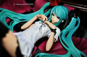 Vocaloid: World Is Mine by hexlord