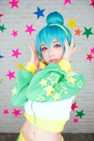 Project Diva 2nd - MIKU 002 by ekiholic