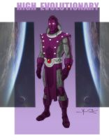 HAS: HIGH EVOLUTIONARY by Jerome-K-Moore