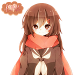 Ayano (Kagerou Project) Render by JessxFlyller